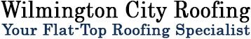 Logo, Wilmington City Roofing