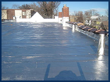 Residential roofing installation services in Wilmington, DE.